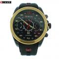 New CURREN brand Mens watch, Fashion  Quartz Adjustable Stainless Steel Watchband Men's Wrist Watch