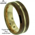 TUNGSTEN CARBIDE RING, COMFORT FIT BAND.