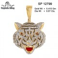 10KT DIAMOND PENDANT,   ALL WEIGHT ARE APPROXIMATE   ALL RIGHT RESERVED, from any TYPO.        NOTE: gold weight and diamond ct are appx, all right reserved. All pictures are englarge to show details.