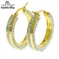 STAINLESS STEEL EARRINGS,