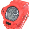 Digital watch with several features