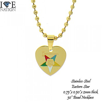 STAINLESS STEEL PENDANT WITH BEAD NECKALCE,  YOUR DIRECT SOURCE FOR WHOLESALE STAINLESS STEEL JEWELRY @ WWW.DIRECTSILVERFACTORY.COM