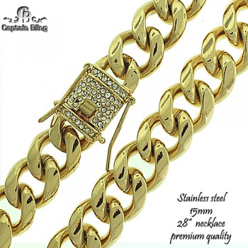 STAINLESS STEEL NECKLACE , PREMIUM QUALITY