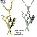 STAINLESS STEEL SET COMES WITH  STAINLESS STEEL  NECKLACE PREMIUM QUALITY.