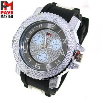 Wholesale Mens Pave Master Watches