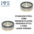 Stainless Steel Designer look band