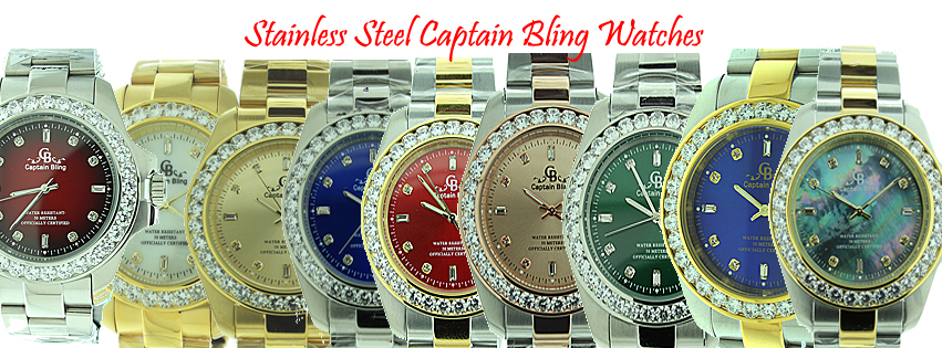 859780e0b6493 Wholesale Hip Hop Watches,Stainless Steel Jewelry,hip hop jewelry